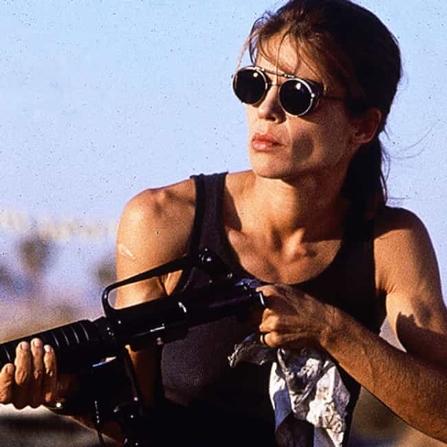 Sarah Connor is listed (or ranked) 2 on the list The Best and Strongest Women Characters