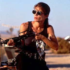 Sarah Connor is listed (or ranked) 4 on the list The Greatest Single Mother Characters in Film