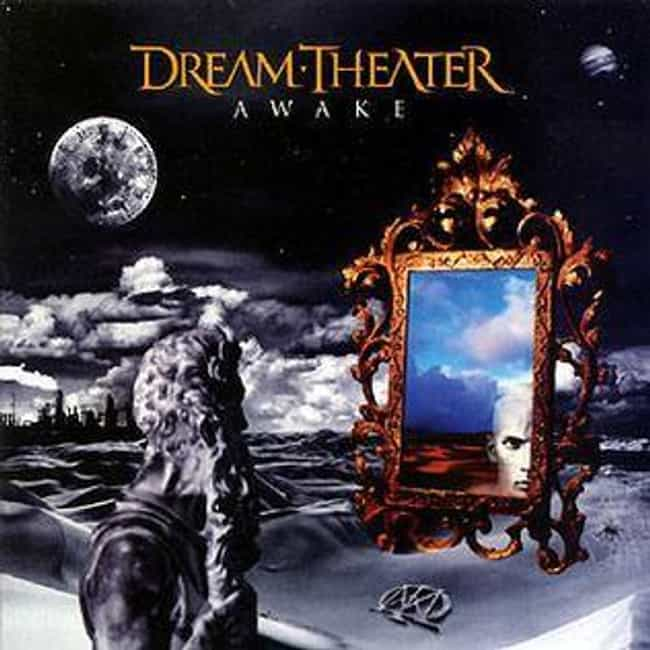 Awake is listed (or ranked) 3 on the list The Best Dream Theater Albums of All Time