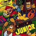 Donkey Kong Jr. is listed (or ranked) 17 on the list The Best Classic Arcade Games