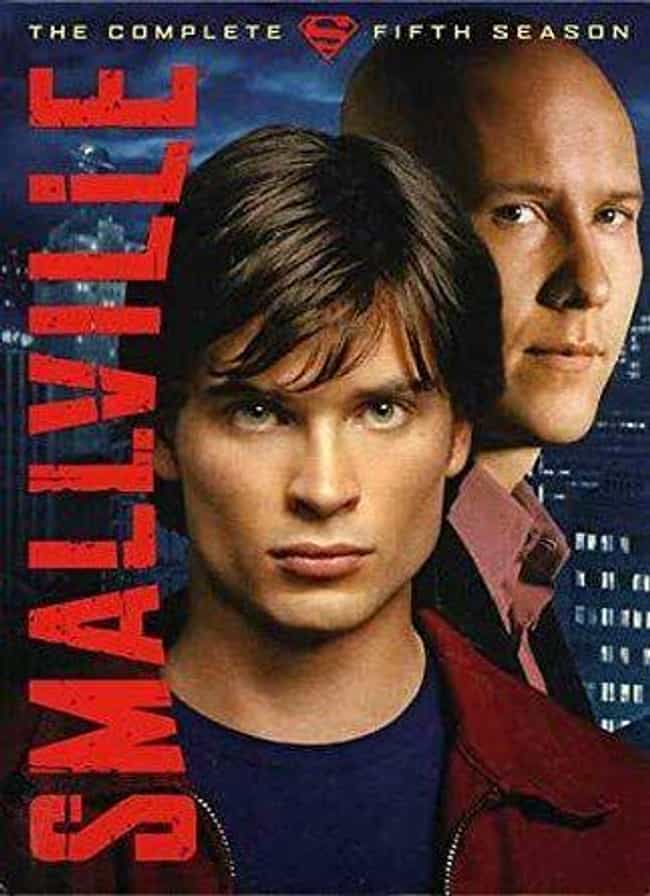 Smallville is listed (or ranked) 3 on the list What to Watch If You Love 'Arrow'
