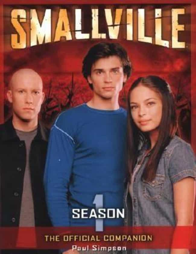 Smallville is listed (or ranked) 2 on the list What to Watch If You Love 'The Flash'