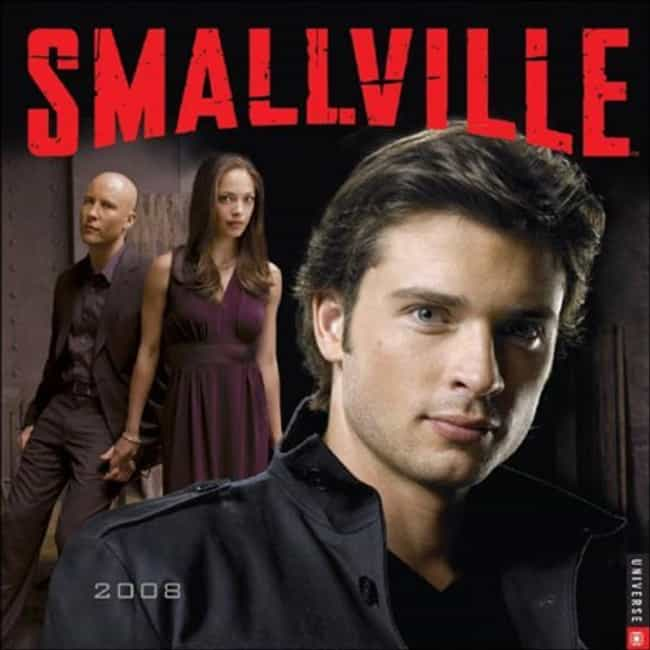 Smallville is listed (or ranked) 4 on the list The Best Shows In The Arrowverse