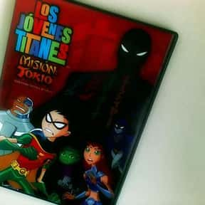 Teen Titans is listed (or ranked) 9 on the list The Best Cartoons of All Time