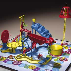 Mouse Trap is listed (or ranked) 21 on the list The Best Board Games For Kids