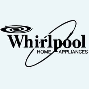 Whirlpool Corporation is listed (or ranked) 1 on the list The Best Dishwasher Brands