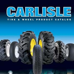 Carlisle Companies is listed (or ranked) 7 on the list Companies Headquartered in North Carolina