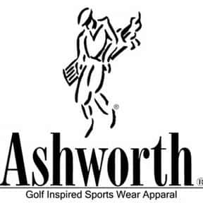 Ashworth is listed (or ranked) 24 on the list 300+ Major Clothing Companies and Brands