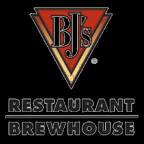 BJ's Restaurants is listed (or ranked) 14 on the list The Best Bar & Grill Restaurant Chains