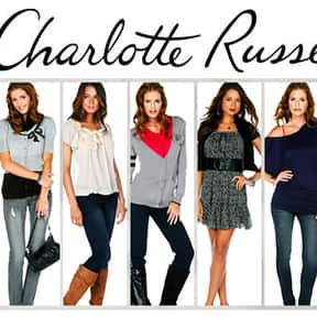 Charlotte Russe is listed (or ranked) 22 on the list The Best Tween Clothing Brands