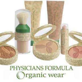 Physicians Formula Holdings, I is listed (or ranked) 2 on the list The Best Organic Makeup Brands