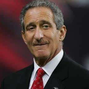 Arthur Blank is listed (or ranked) 6 on the list The Best Current NFL Team Owners