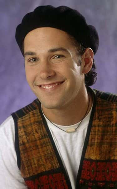 Sisters (1992) is listed (or ranked) 1 on the list Visual Proof Of How Paul Rudd Hasn't Aged In Decades