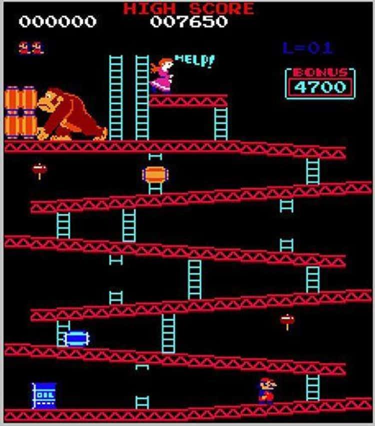 1981 - Donkey Kong