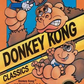 Donkey Kong is listed (or ranked) 4 on the list The Best Classic Nintendo Arcade Games