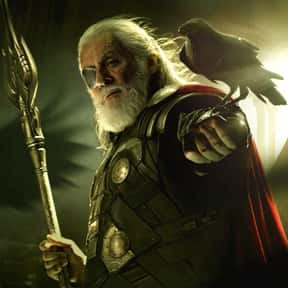 Odin is listed (or ranked) 6 on the list Which MCU Character Would Make The Best President During A Crisis?