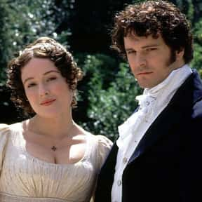Pride and Prejudice is listed (or ranked) 10 on the list The Best Miniseries in TV History