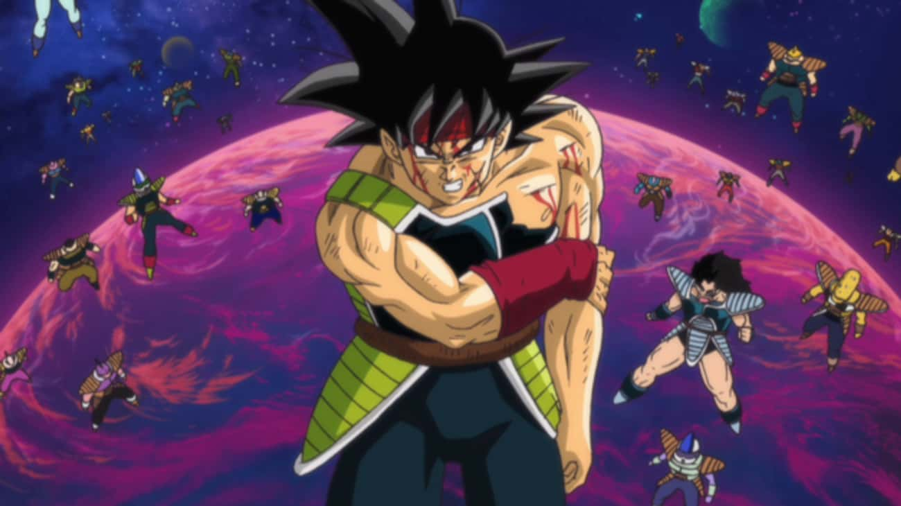 Dragon Ball Z: Bardock – The F is listed (or ranked) 4 on the list The 18 Best Anime Prequels of All Time