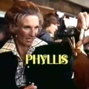 Phyllis is listed (or ranked) 25 on the list The Best 1970s Spin-Off TV Shows