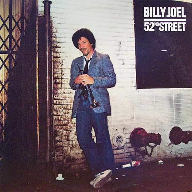 52nd Street is listed (or ranked) 2 on the list The Best Billy Joel Albums of All Time