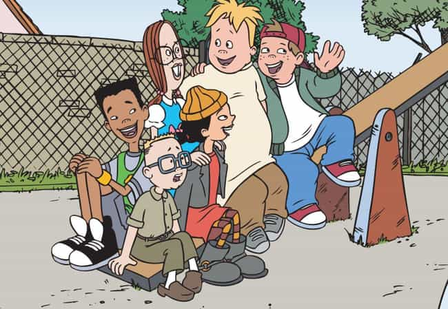 Recess is listed (or ranked) 4 on the list 15 Bingeable Animated Series You Didn't Realize Were On Disney+, Ranked