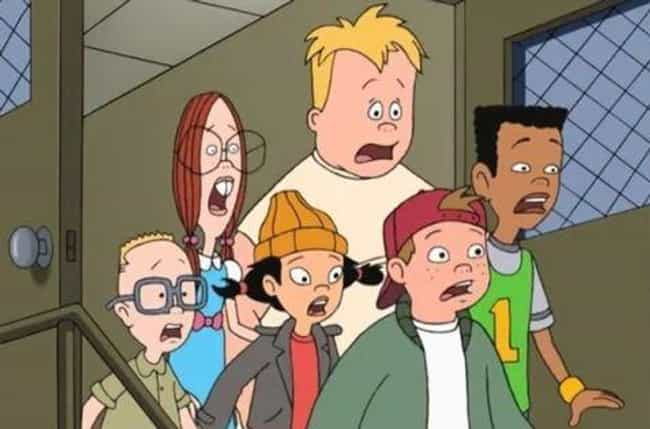 Recess is listed (or ranked) 1 on the list 14 Amazing Shows You Forgot Were Part Of One Saturday Morning On ABC