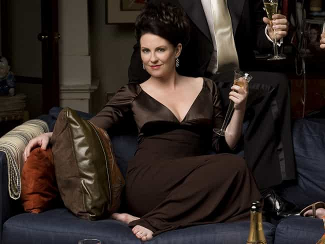 Karen Walker is listed (or ranked) 1 on the list The Sassiest Characters In TV History