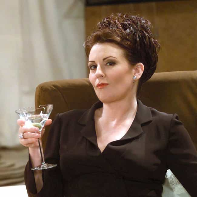Karen Walker is listed (or ranked) 1 on the list The Coolest Fictional Characters from New York