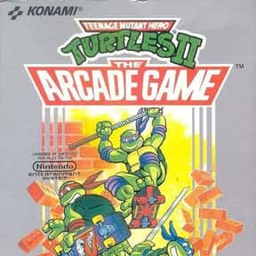Teenage Mutant Ninja Turtles:  is listed (or ranked) 15 on the list Every Single NES Game, Ranked From Best to Worst