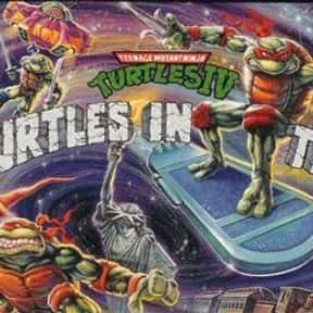 Teenage Mutant Ninja Turtles:  is listed (or ranked) 2 on the list The Best Beat 'em Up Games Of All Time