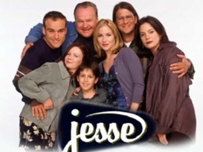 Jesse is listed (or ranked) 3 on the list TV Shows Produced By David Crane