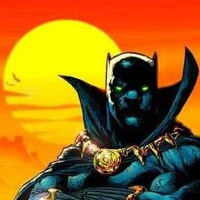 Black Panther is listed (or ranked) 13 on the list The Best Comic Book Superheroes Of All Time