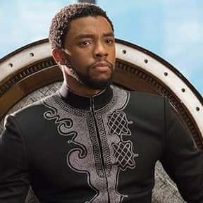 Black Panther is listed (or ranked) 18 on the list The Best African American Characters in Film