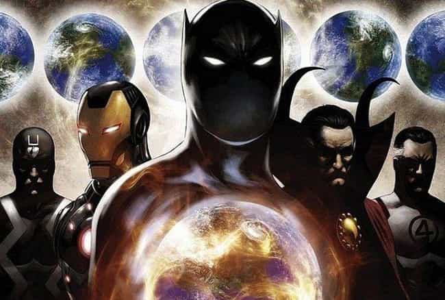 Black Panther is listed (or ranked) 4 on the list The 15 Best Superheroes With Enhanced Senses