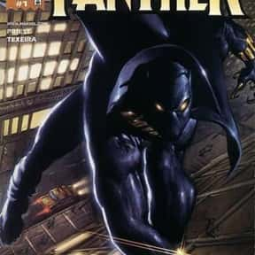 Black Panther is listed (or ranked) 11 on the list The Best Comic Book Characters Created by Stan Lee