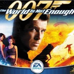 The World Is Not Enough is listed (or ranked) 5 on the list The Best James Bond Games