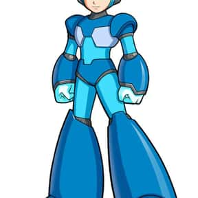 Mega Man is listed (or ranked) 10 on the list The Best Jumping Characters in Gaming History