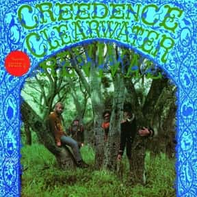 Creedence Clearwater Revival is listed (or ranked) 12 on the list The Best Debut Albums of All Time, Ranked