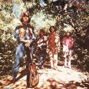 """Green River"" - Creedence Clea is listed (or ranked) 10 on the list The 50 Greatest Albums Released Between 1960 - 1969"