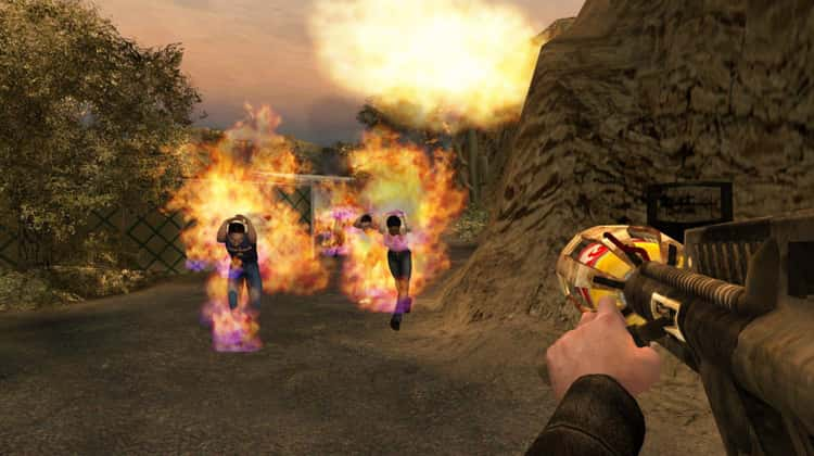 Postal 2 Permits Players To Kill Hundreds Of Innocents And Has Racist, Sexist, and Homophobic Themes