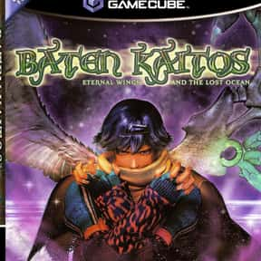 Baten Kaitos: Eternal Wings an is listed (or ranked) 5 on the list The Best GameCube RPGs of All Time, Ranked by Fans