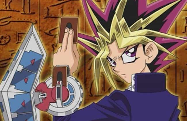 Yu-Gi-Oh! is listed (or ranked) 2 on the list The 13 Best Anime Like Beyblade Burst