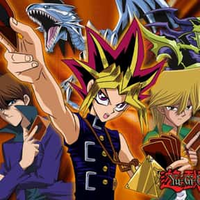 Yu-Gi-Oh! is listed (or ranked) 2 on the list The Very Best Anime for Kids