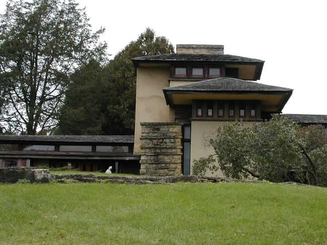 Taliesin is listed (or ranked) 7 on the list 11 Intense Crimes And Stories Fueling Famous Hauntings