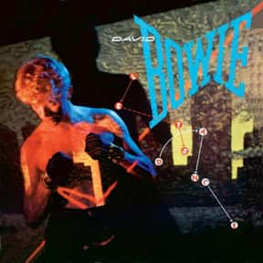 Let's Dance is listed (or ranked) 16 on the list The Best David Bowie Albums of All Time