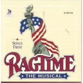 Ragtime is listed (or ranked) 7 on the list The Best Broadway Musicals of the 90s