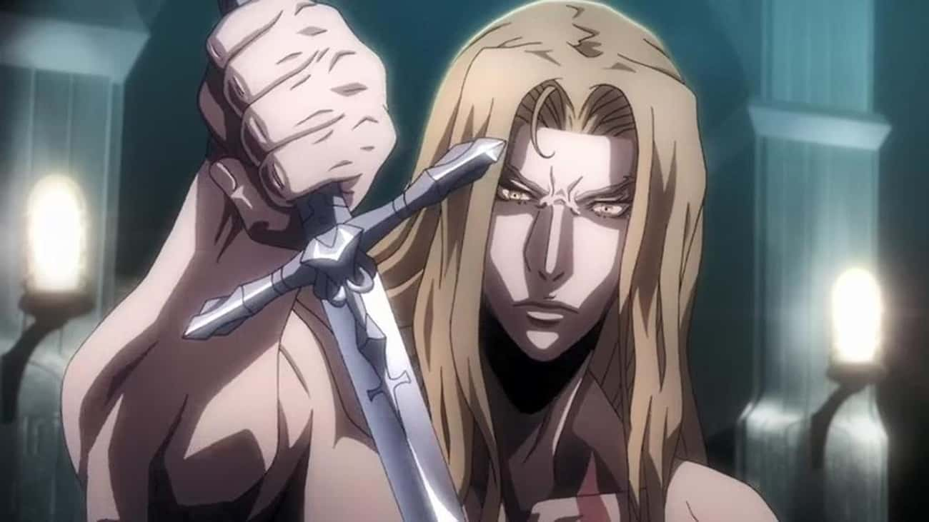 Castlevania is listed (or ranked) 4 on the list The 13 Best Anime Like 'Vinland Saga'