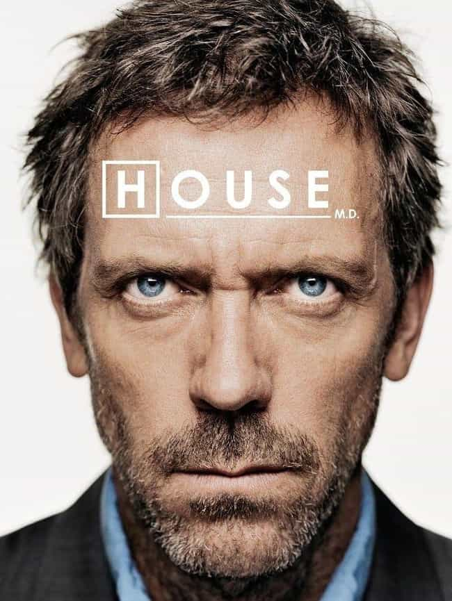 House is listed (or ranked) 1 on the list What to Watch If You Love 'The Good Doctor'