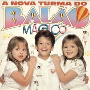 Turma do Balão Mágico is listed (or ranked) 18 on the list Columbia Records Complete Artist Roster