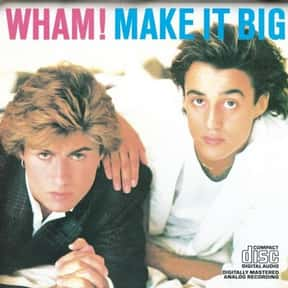 WHAM! is listed (or ranked) 2 on the list The Best Pop Artists of the 1980s